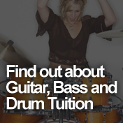 Find out about our Home Drum Tuition
