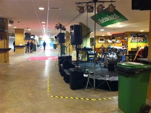 Gig Function Rooms Newcastle