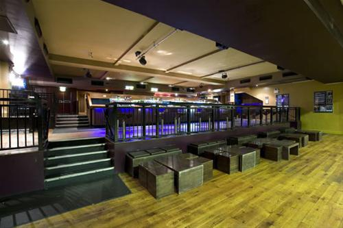 Venues for 02 academy balcony